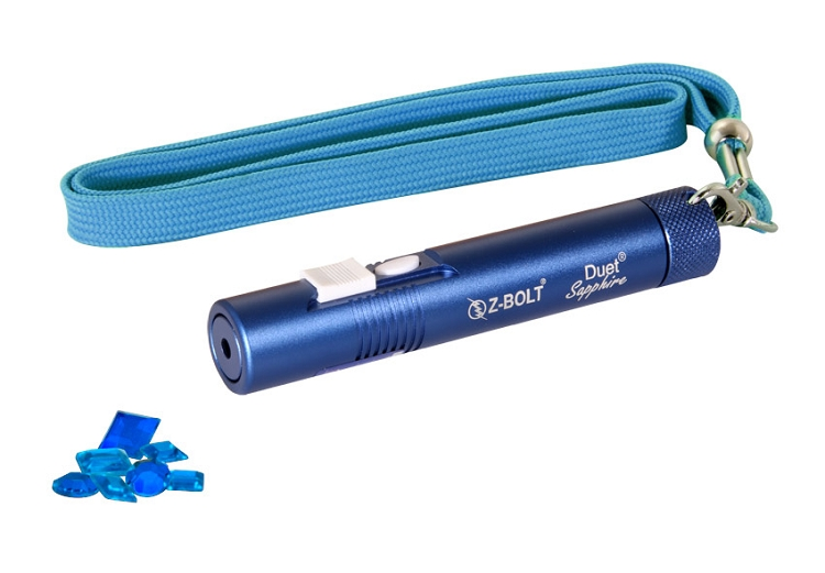 BLUE LASER Pointers for Astronomy