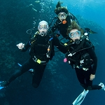 Three (3) Color SCUBA Team Kit