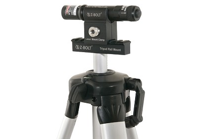 Tripod Mount Kit for Z-Bolt Lithium Powered Lasers