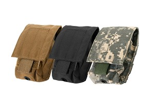 Large Modular Pouch for Z-Bolt Tactical Lasers (MOLLE Style)